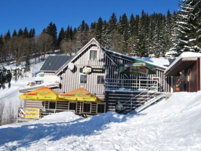 Horská chata Skácelka