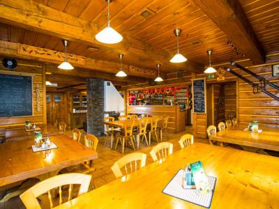 Horská chata Skácelka - restaurace